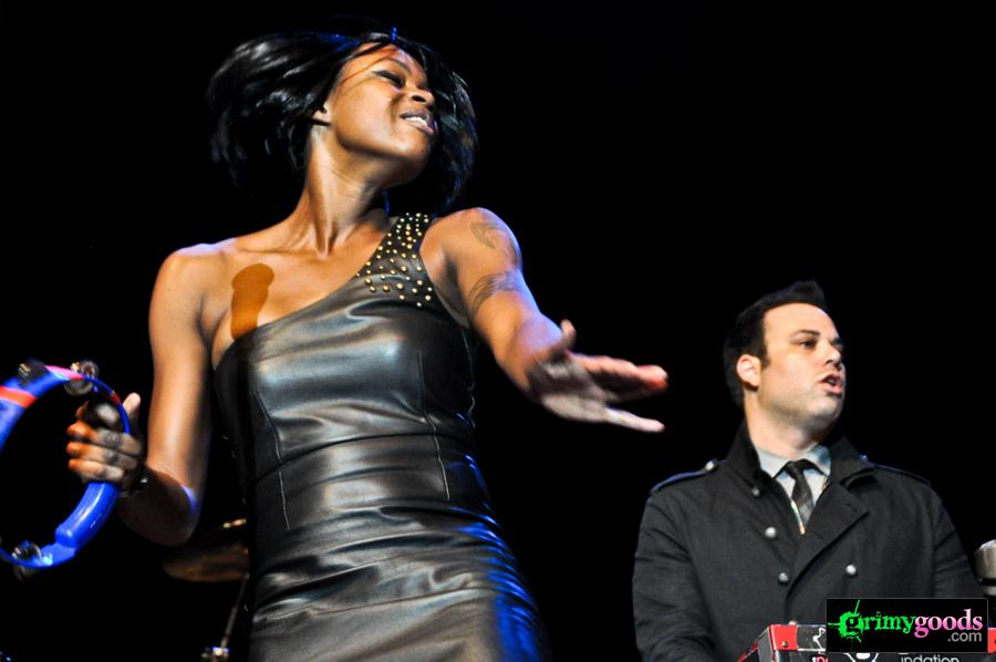 Fitz & The Tantrums at the Greek Theatre Photos