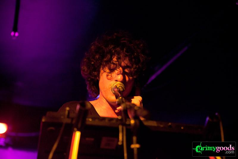 Trust with DZ Deathrays and The Beat Band at The Echo - photos- September 11, 2012