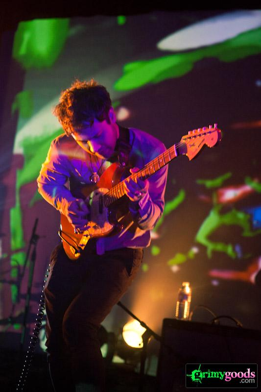 Unknown Mortal Orchestra at Echoplex Photos Show Review