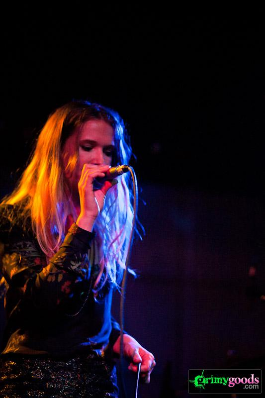 Wild Belle with Deep Sea Divers and Pageants at The Echo - Photos - November 26, 2012