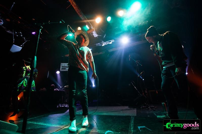 Oddience band photos