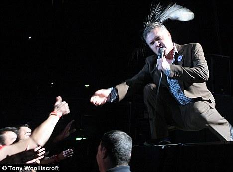 Morrissey-bottle