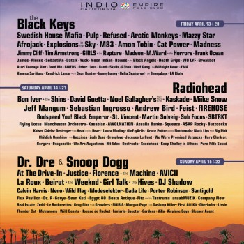 2012 coachella line up poster - who's playing coachella 2012?