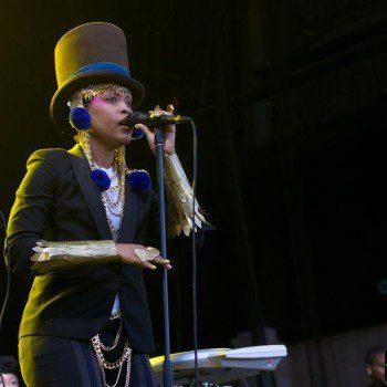 Tickets: Erykah Badu at Club Nokia Dec. 29, 2012