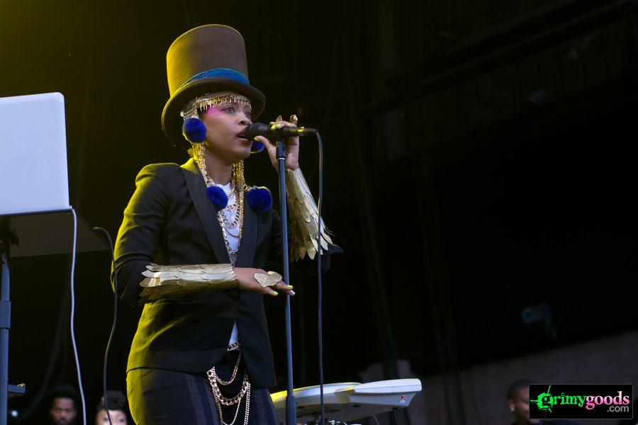 Tickets: Erykah Badu at Club Nokia Dec. 29, 2012