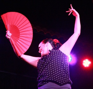 Win Tickets, Drinks and Appetizers to El Cid's Arte y Pasion Flamenco Theater Show