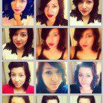 Instagram Selfies girls