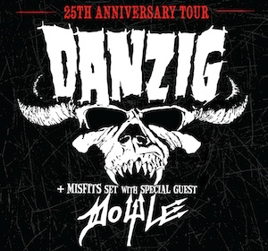 The 25th Anniversary of Danzig-Danzig with Doyle