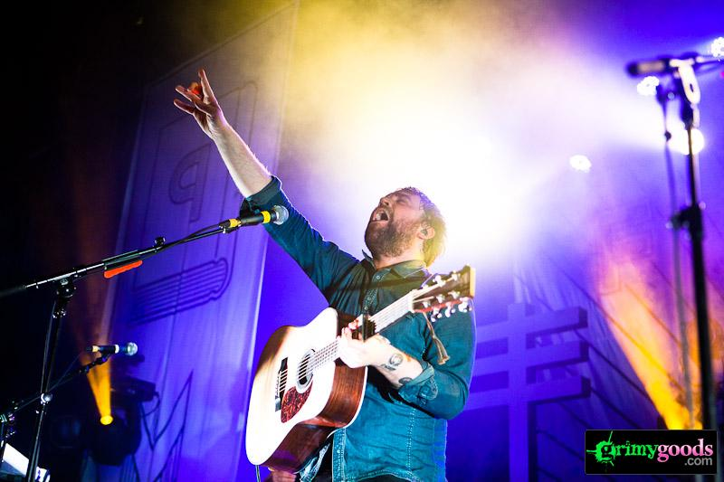 Frightened Rabbit photo