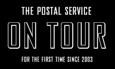 Presale Tickets- The Postal Service at Fox Theater Pomona – April 15, 2013
