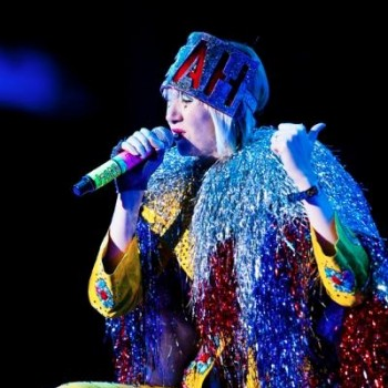 yeah yeah yeahs coachella photos