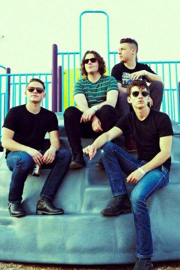 Arctic Monkeys at Majestic Ventura Theater
