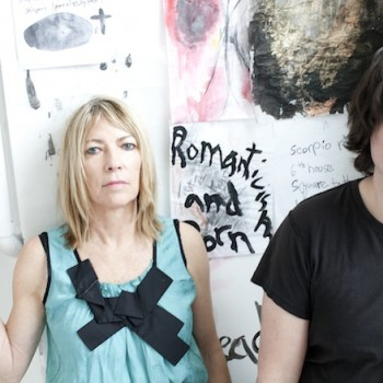 Body Head - Kim Gordon of Sonic Youth & Bill Nace at the Echo