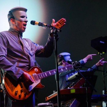Photos- DEVO, GZA & Fool's Gold at Natural History Museum 100th Birthday