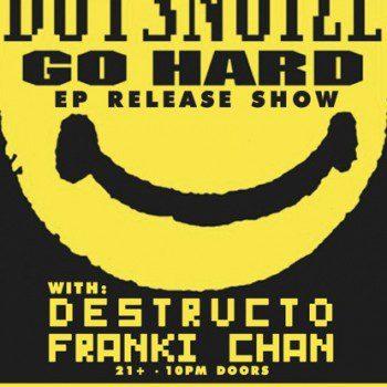Secret BOYS NOIZE, GO HARD EP Release Party in Los Angeles