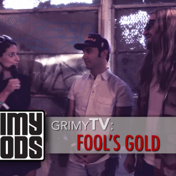 Grimy TV Interview Fools Gold