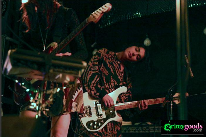 Just Announced- WARPAINT at the Glass House – Oct. 11