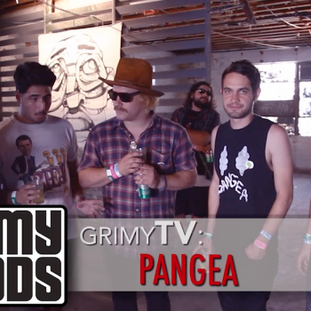 Grimy TV Interview with Pangea band