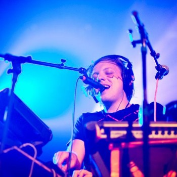 Photos- The Presets with Tanlines and Robert Delong at Club Nokia