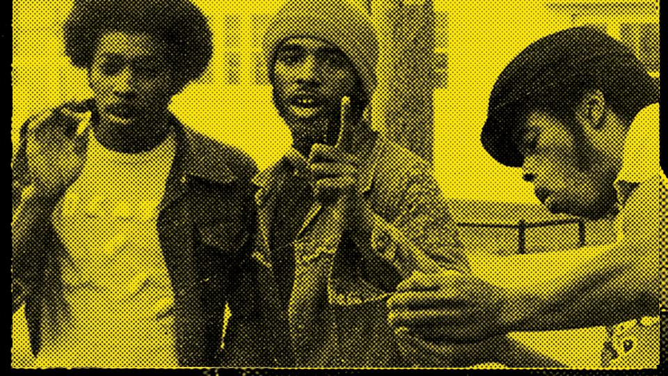 DEATH the band 70s punk garage afro punk