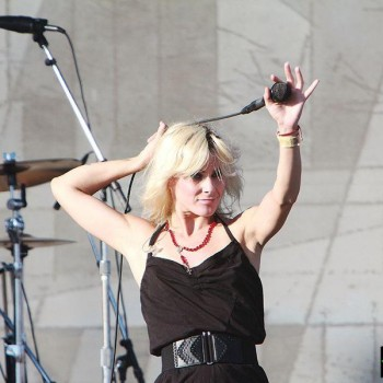 The Sounds band live photo
