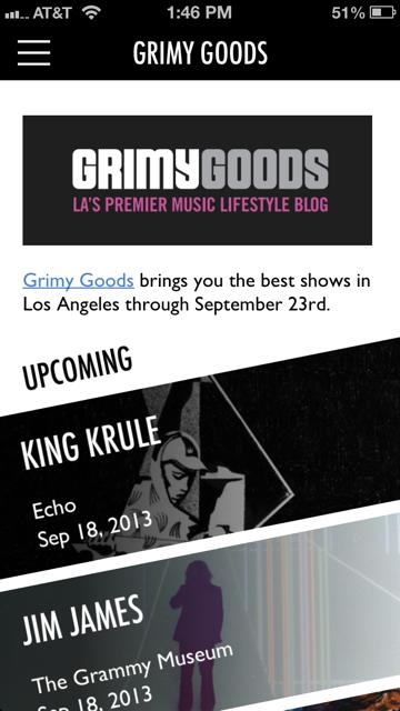 Timbre app grimy goods3