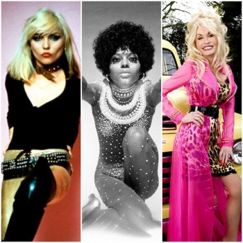 female fashion icons in music