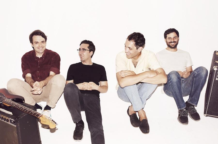 Delorean band photo