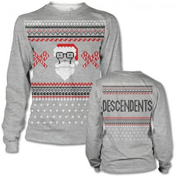 Descendents Ugly Christmas Sweater photo