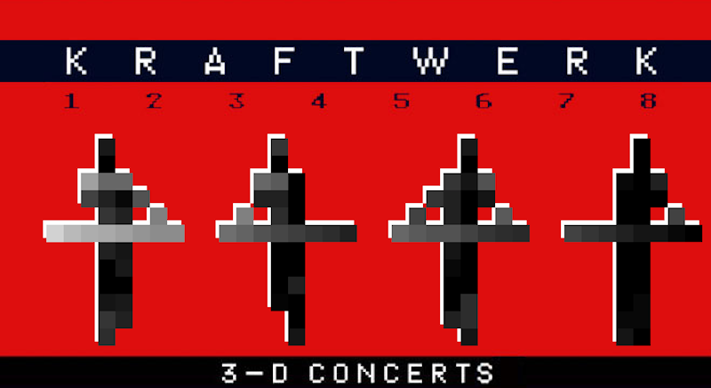 Kraftwerk tickets walt disney concert hall