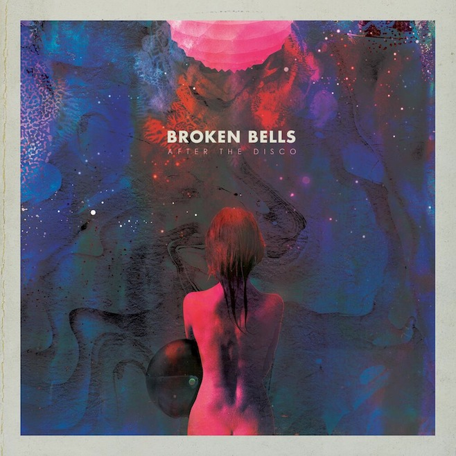 broken bells new album after the disco cover art