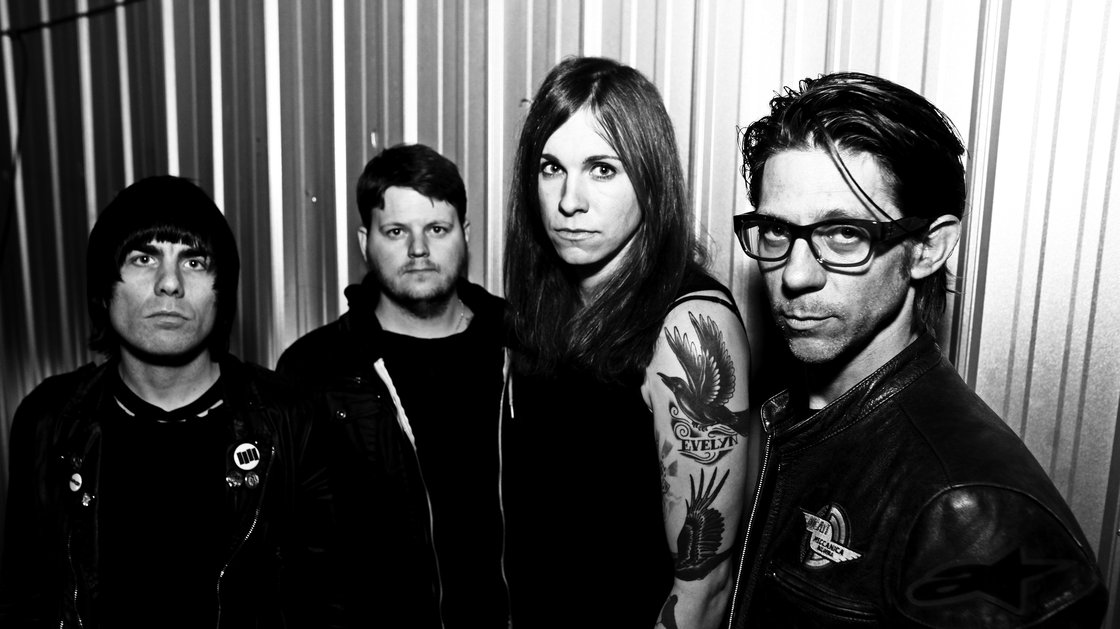 Against Me band photos