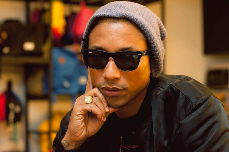 pharrell photos