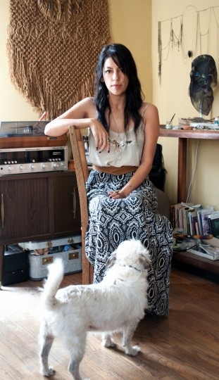 Jessica Senteno black willow jewelry photos