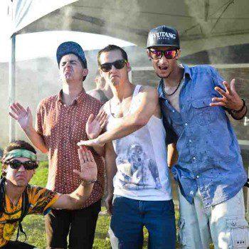 music festival bros