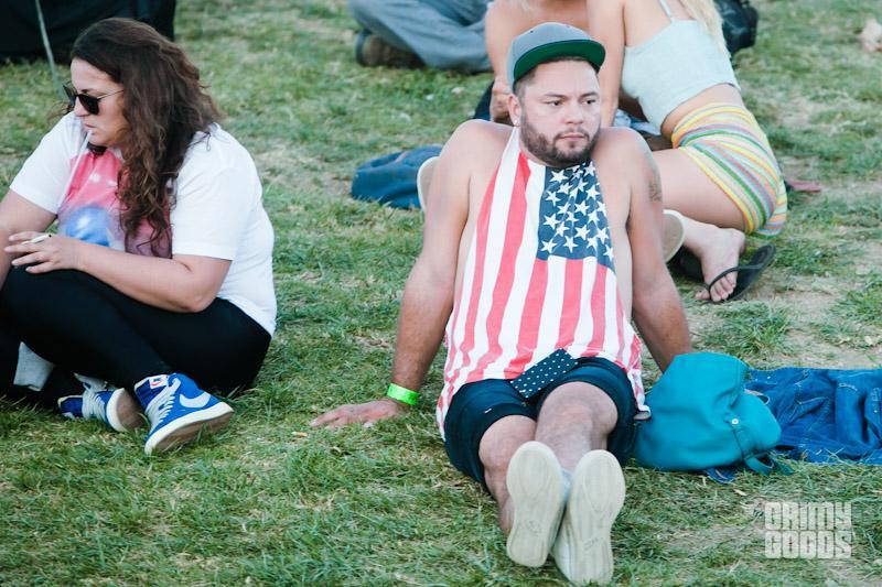 Amercian Flag clothing