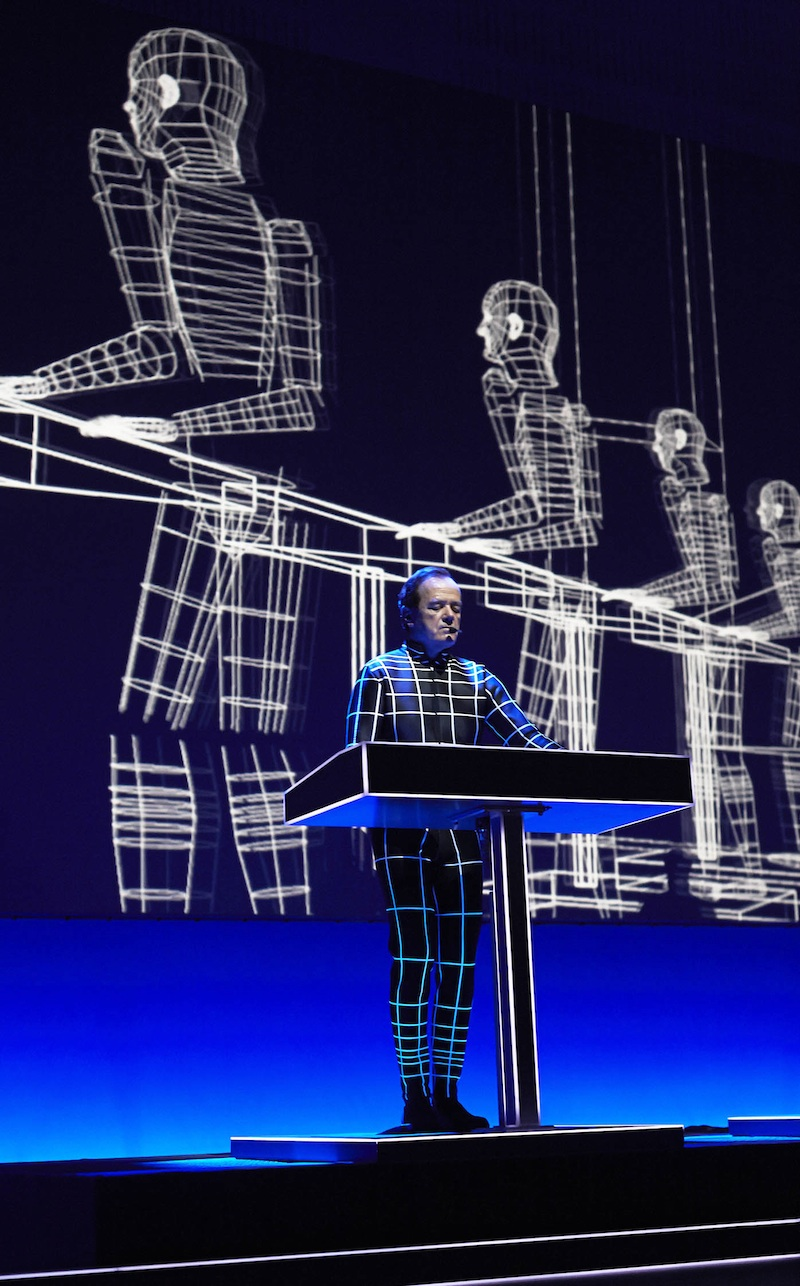 RALF HÜTTER of kraftwerk photos