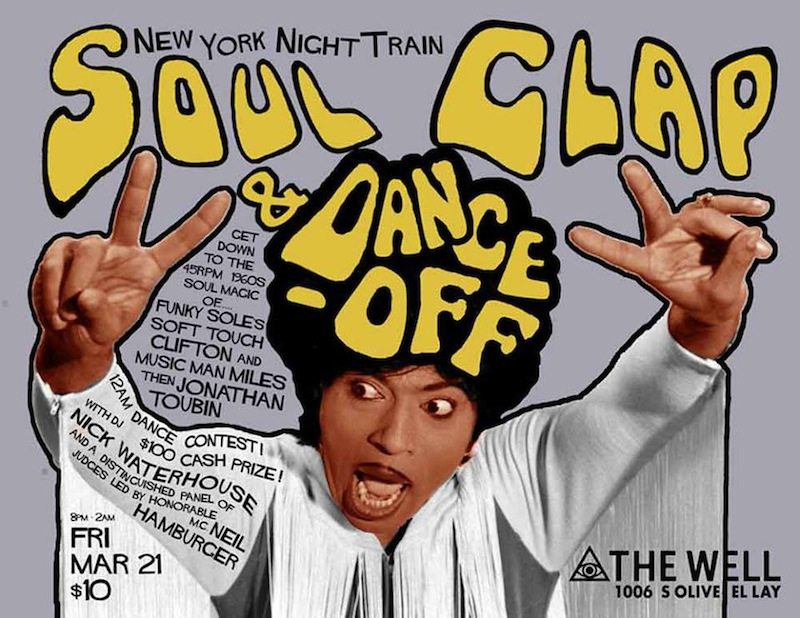 Soul Clap los Angeles at the Well