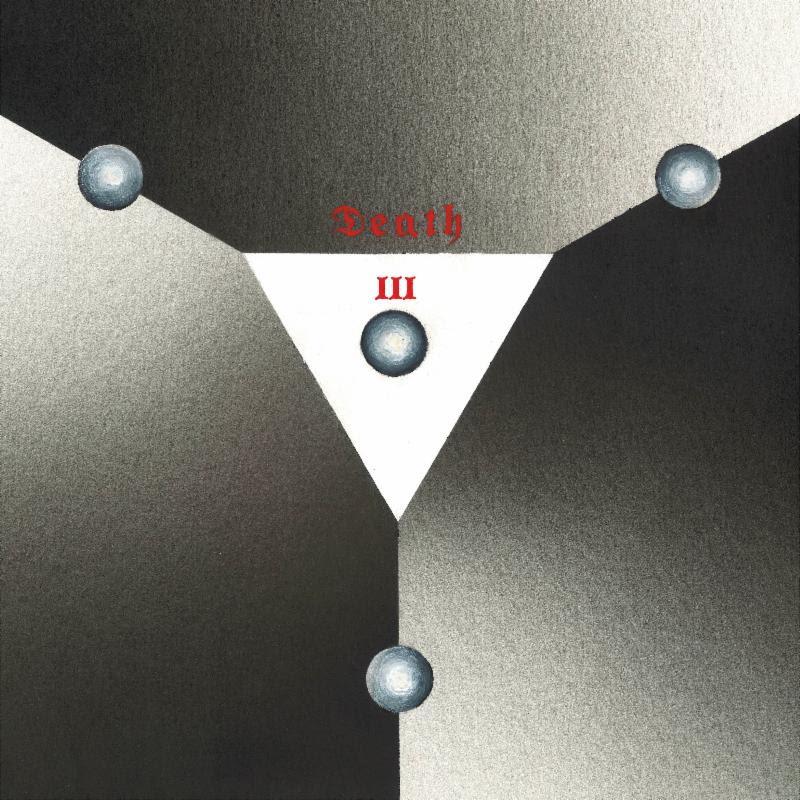 DEATH III album cover