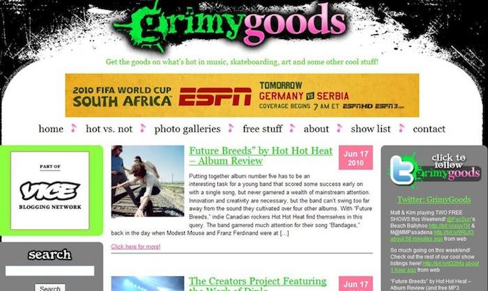 Grimy Goods 2