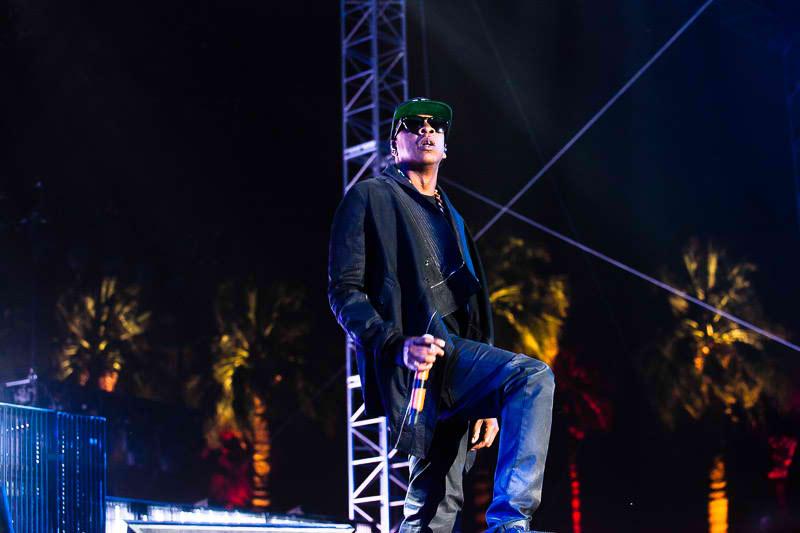 Jay Z and Nas Coachella photos