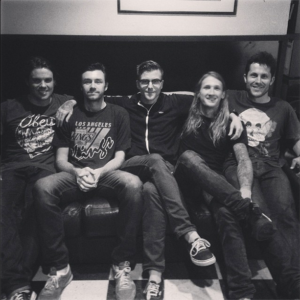 Saosin anthony green photos