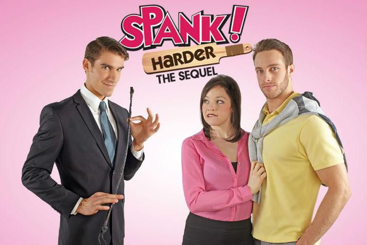 Spank! Harder 715
