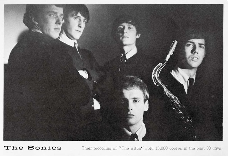The Sonics photos