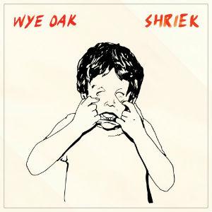 Wye Oak_Shriek_Cover Art