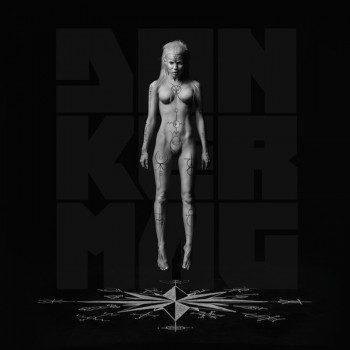 Die Antwoord Donker mag album cover