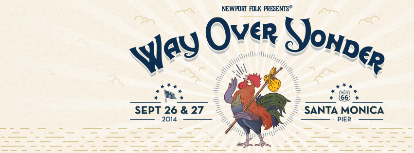 Way Over Yonder 2014 lineup