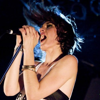 Yelle live photos