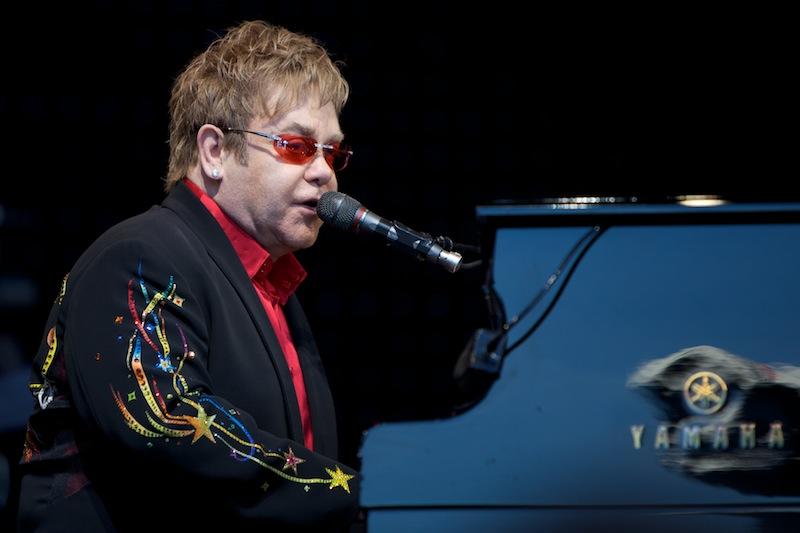 Elton John photos