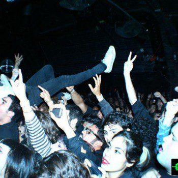 punk show photos